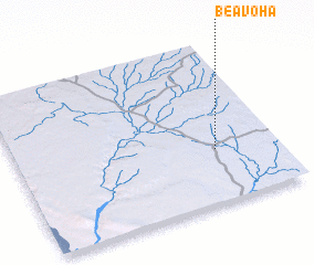 3d view of Beavoha