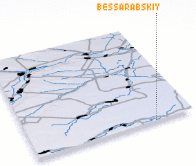 3d view of (( Bessarabskiy ))