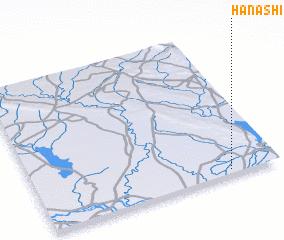 3d view of Ḩanashī