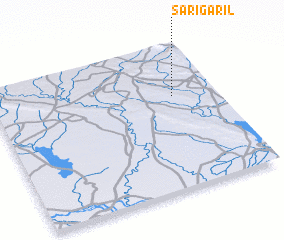 3d view of Şārī Garīl