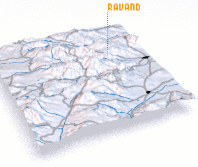 3d view of Ravand