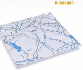 3d view of Kingirbān