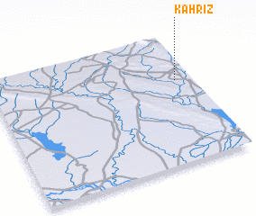 3d view of Kahrīz