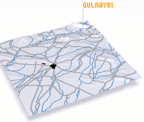 3d view of Gulnayrī
