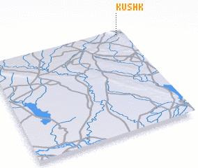 3d view of Kūshk