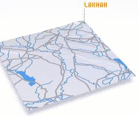3d view of Lakhah