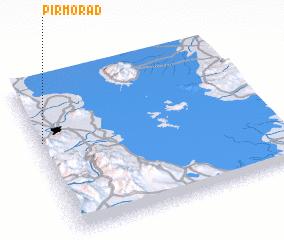 3d view of Pīrmorād