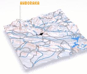 3d view of Āwbōraka