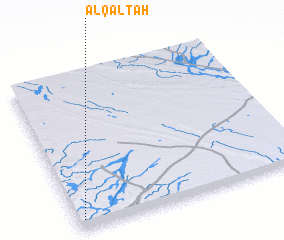 3d view of Al Qaltah