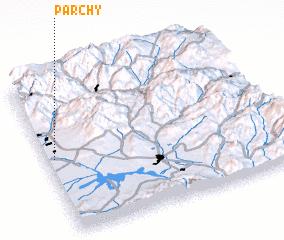 3d view of Parchy