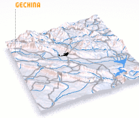 3d view of Gechina