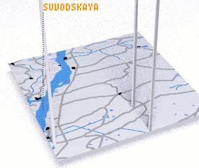3d view of Suvodskaya
