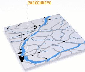 3d view of Zasechnoye