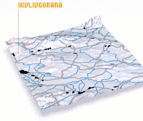 3d view of Ikvlivgorana