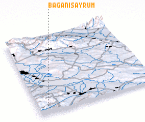3d view of Bağanis Ayrum