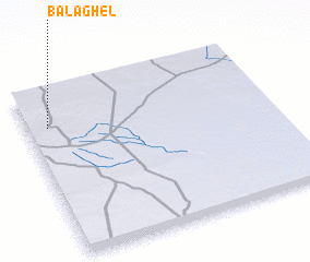3d view of Balaghel