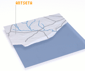 3d view of Antseta