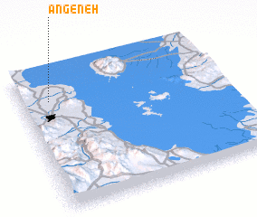 3d view of Angeneh