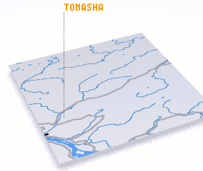 3d view of Tomasha