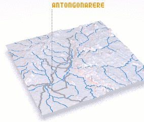 3d view of Antongonarere