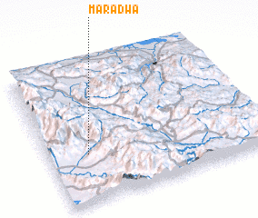 3d view of Maradwa