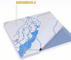 3d view of Waraaboole