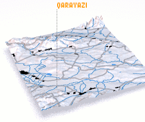3d view of Qarayazı