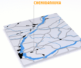 3d view of Chemodanovka