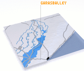 3d view of Garas Balley