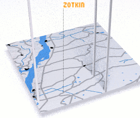 3d view of Zotkin