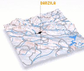 3d view of Darzila