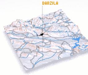 3d view of Darzila