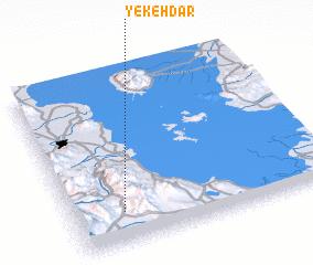 3d view of Yekeh Dar
