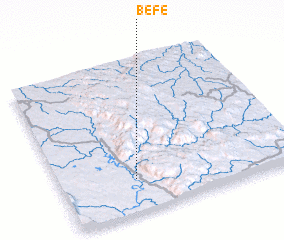 3d view of Befe