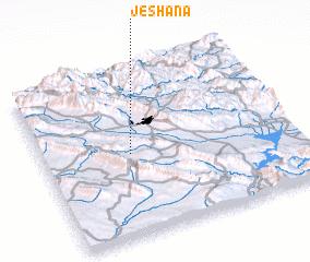 3d view of Jēshāna