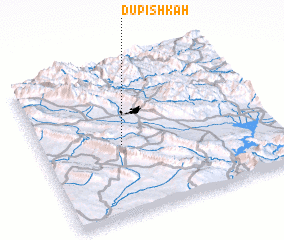 3d view of Dūpishkah