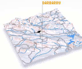 3d view of Dar Barru