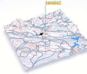 3d view of Shiw Bāz
