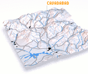 3d view of Cavadabad