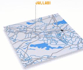 3d view of Jallābī
