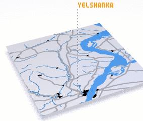 3d view of Yelshanka