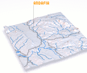 3d view of Andafia