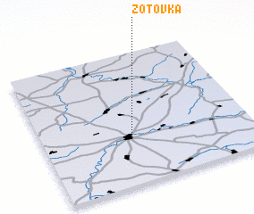 3d view of Zotovka