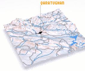 3d view of Qaratughān