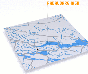 3d view of Ra'd al Barghash