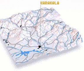 3d view of Karakala