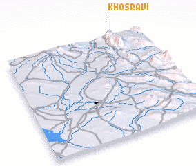 3d view of Khosravī