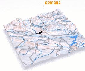 3d view of Ārifāwa