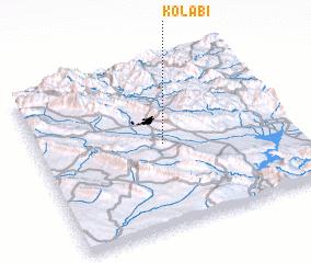 3d view of Kōlabī