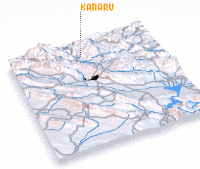 3d view of Kanārū